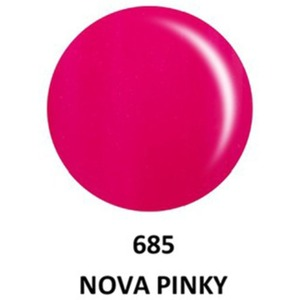 DND Duo GEL Pack - G685 Nova Pinky 1 Gel Polish 0.47 oz. + 1 Lacquer 0.47 oz. in Matching Color (23615685)