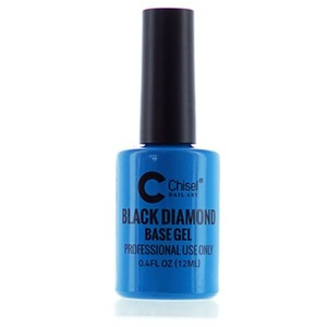 Chisel Liquid - Black Diamond Base Gel 0.4 oz ()