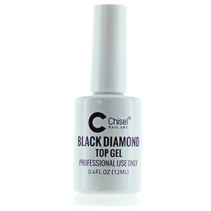 Chisel Liquid - Black Diamond Top Gel 0.4 oz ()