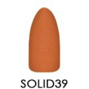 Chisel 2-in-1 Color Acrylic & Dipping Powder - Solid Collection - #SOLID39 2 oz. (SOLID39)