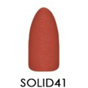 Chisel 2-in-1 Color Acrylic & Dipping Powder - Solid Collection - #SOLID41 2 oz. (SOLID41)