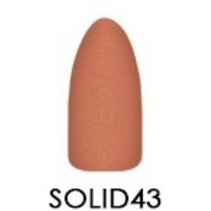 Chisel 2-in-1 Color Acrylic & Dipping Powder - Solid Collection - #SOLID43 2 oz. (SOLID43)