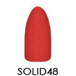 Chisel 2-in-1 Color Acrylic & Dipping Powder - Solid Collection - #SOLID48 2 oz. (SOLID48)