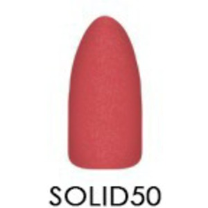 Chisel 2-in-1 Color Acrylic & Dipping Powder - Solid Collection - #SOLID50 2 oz. (SOLID50)