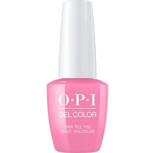 OPI GelColor Soak Off Gel Polish - Peru Collection - #GCP30 - Lima Tell You About This Color! 0.5 oz. (20411)