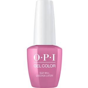 OPI GelColor Soak Off Gel Polish - Peru Collection - #GCP31 - Suzi Will Quenchua Later! 0.5 oz. (20412)