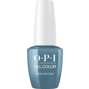 OPI GelColor Soak Off Gel Polish - Peru Collection - #GCP33 - Alpaca My Bags 0.5 oz. (20414)