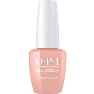 OPI GelColor Soak Off Gel Polish - Peru Collection - #GCP36 - Machu Peach-u 0.5 oz. (20417)