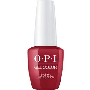 OPI GelColor Soak Off Gel Polish - Peru Collection - #GCP39 - I Love You Just Be-Cusco 0.5 oz. (20420)