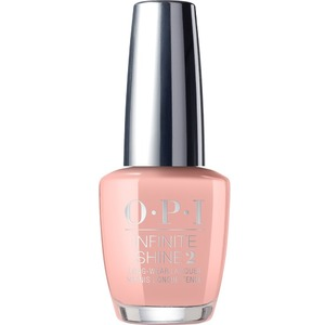 OPI Infinite Shine - Air Dry 10 Day Nail Polish - Peru Collection - #ISLP36 - Machu Peach-u 0.5 oz. (90036-ISLP36)