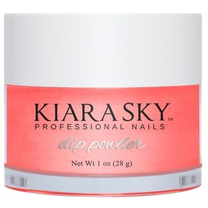 Kiara Sky Dip Powder - #D586 Feeling Beachy! - Road Trip Collection 1 oz. (20430)