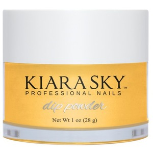 Kiara Sky Dip Powder - #D587 Sunny Daze - Road Trip Collection 1 oz. (20431)