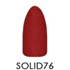 Chisel 2-in-1 Color Acrylic & Dipping Powder - Solid Collection - #SOLID76 2 oz. (SOLID76)
