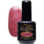 Bio Seaweed Gel - UNITY All-In-One Color Gel Polish - #201 Raspberry Ice 0.5 oz. (BSG UNITY #201)