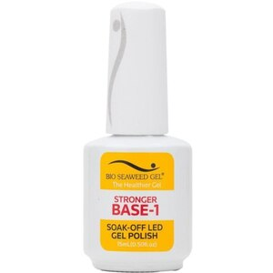 Bio Seaweed Gel - STRONGER BASE-1 GEL 0.5 oz ()