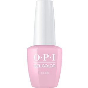 OPI GelColor Soak Off Gel Polish - Iconic OPI Shades Collection - #GCH39A - It's a Girl! 0.5 oz (#GCH39A)
