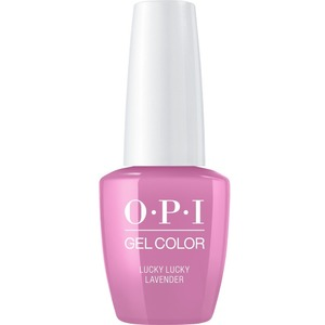 OPI GelColor Soak Off Gel Polish - Iconic OPI Shades Collection - #GCH48 - Lucky Lucky Lavender 0.5 oz (#GCH48)