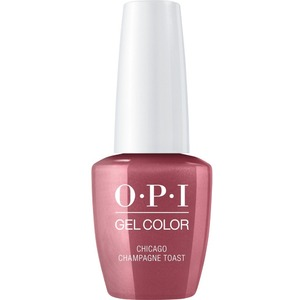 OPI GelColor Soak Off Gel Polish - Iconic OPI Shades Collection - #GCS63 - Chicago Champagne Toast 0.5 oz (#GCS63)