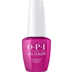 OPI GelColor Soak Off Gel Polish - Iconic OPI Shades Collection - #GCB31 - Flashbulb Fuschia 0.5 oz (#GCB31)