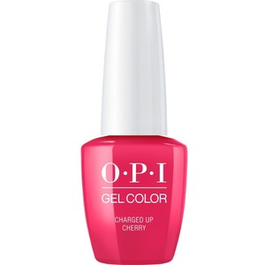 OPI GelColor Soak Off Gel Polish - Iconic OPI Shades Collection - #GCB35 - Charged Up Cherry 0.5 oz (#GCB35)