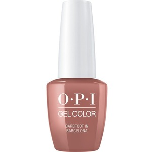 OPI GelColor Soak Off Gel Polish - Iconic OPI Shades Collection - #GCE41 - Barefoot in Barcelona 0.5 oz (#GCE41)