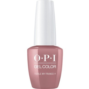OPI GelColor Soak Off Gel Polish - Iconic OPI Shades Collection - #GCF16 - Tickle My Francey 0.5 oz (#GCF16)