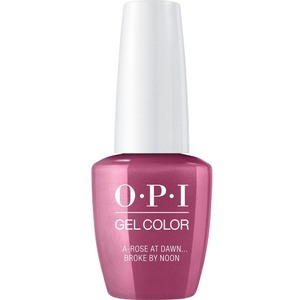 OPI GelColor Soak Off Gel Polish - Iconic OPI Shades Collection - #GCV11 - A Rose at Dawn...Broke by Noon 0.5 oz (#GCV11)