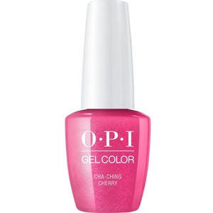OPI GelColor Soak Off Gel Polish - Iconic OPI Shades Collection - #GCV12 - Cha-Ching Cherry 0.5 oz (#GCV12)