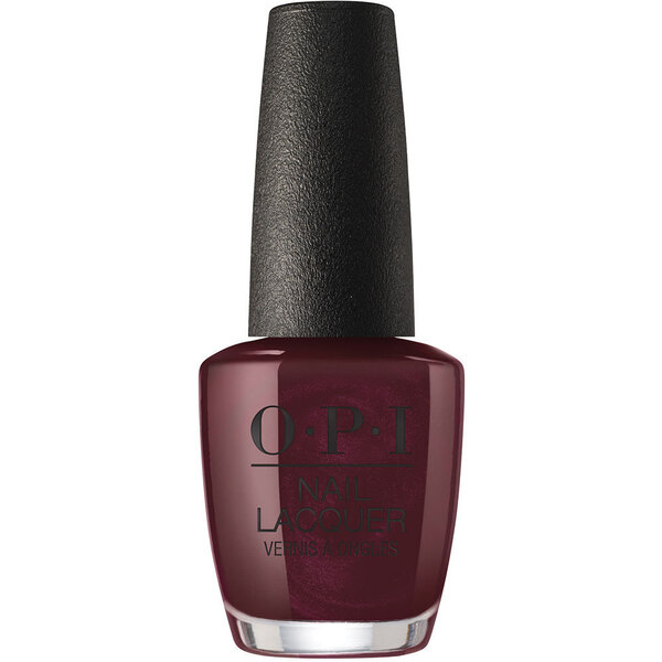 OPI Nail Lacquer - The Nutcracker and the Four Realms Collection - Black to Reality 0.5 oz. (606286)