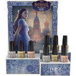 OPI Nail Lacquer - The Nutcracker and the Four Realms Collection - 9 Piece Glitter Display (606295)