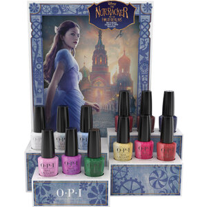 OPI Nail Lacquer - The Nutcracker and the Four Realms Collection - Edition A - 12 Pieces (606293)