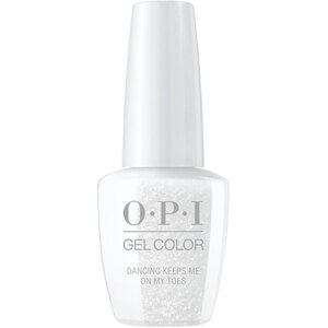 OPI GelColor Soak Off Gel Polish - The Nutcracker and the Four Realms Collection - Dancing Keeps Me on My Toes 0.5 oz. (606245)
