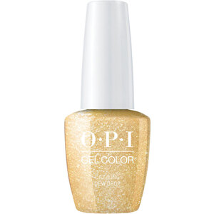 OPI GelColor Soak Off Gel Polish - The Nutcracker and the Four Realms Collection - Dazzling Dew Drop 0.5 oz. (606249)