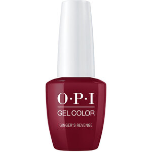 OPI GelColor Soak Off Gel Polish - The Nutcracker and the Four Realms Collection - Ginger's Revenge 0.5 oz. (606255)