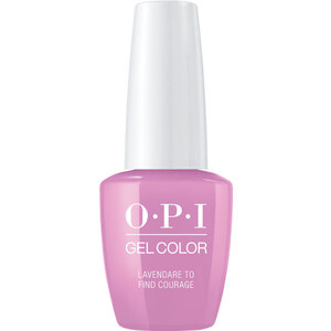 OPI GelColor Soak Off Gel Polish - The Nutcracker and the Four Realms Collection - Lavendare to Find Courage 0.5 oz. (606251)