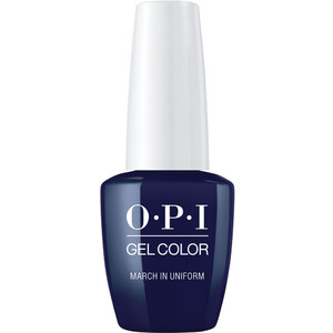 OPI GelColor Soak Off Gel Polish - The Nutcracker and the Four Realms Collection - March in Uniform 0.5 oz. (606248)