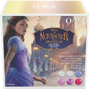 OPI GelColor Soak Off Gel Polish - The Nutcracker and the Four Realms Collection - Counter Kit #1 (606290)