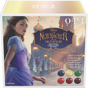 OPI GelColor Soak Off Gel Polish - The Nutcracker and the Four Realms Collection - Counter Kit #2 (606291)