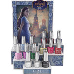 OPI Infinite Shine - Air Dry 10 Day Nail Polish - The Nutcracker and the Four Realms Collection - Counter Display 16 Pieces (606292)