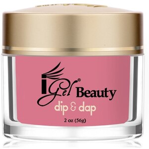 iGel Dip & Dap Powder - LADY ROSE - DD19 2 oz. (DD19)