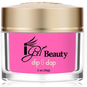 iGel Dip & Dap Powder - HOT GOSSIP - DD61 2 oz. (DD61)