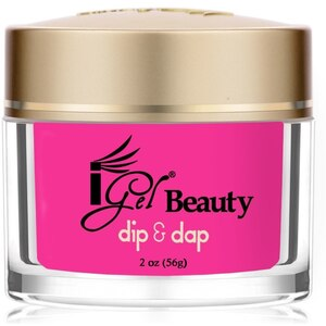 iGel Dip & Dap Powder - BRIGHT ORCHID - DD63 2 oz. (DD63)