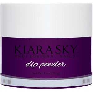 Kiara Sky Dip Powder - London Collection - Royal - #D596 1 oz. (#D596)
