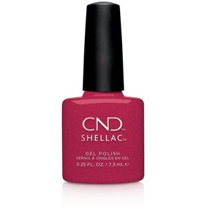 CND Shellac - Night Moves Collection - Kiss of Fire 0.25 oz. - The 14 Day Manicure is Here! (#92492)