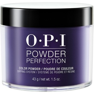 OPI Powder Perfection - Color Dipping Powder - #DPB61 - OPI Ink 1.5 oz. (#DPB61)