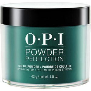 OPI Powder Perfection - Color Dipping Powder - #DPW54 - Stay Off the Lawn! 1.5 oz. (#DPW54)