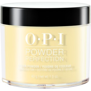 OPI Powder Perfection - Color Dipping Powder - #DPT73 - One Chic Chick 1.5 oz. (#DPT73)