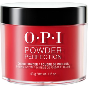 OPI Powder Perfection - Color Dipping Powder - #DPZ13 - Color So Hot It Berns 1.5 oz. (#DPZ13)