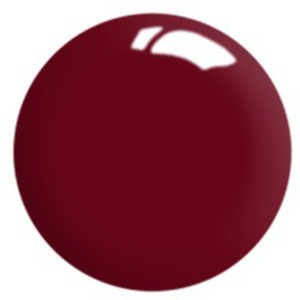 SNS GELous Color Dipping Powder - #IS10 Red Red Wine 1 oz. (15037-IS10)