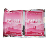 Dream Smashed Crystals Jelly Pedicure - WATERMELON 2 Packs - Activator + Dissolver - 50 Grams Each (13260-WAT)